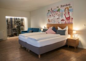Junior Suite - Hotel am Peterstor